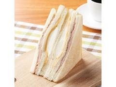 ファミリーマート 3種のチーズのサンド