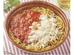 ファミリーマート パルメザンチーズのガーリックトマトパスタ