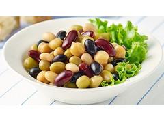 ファミリーマート そのまま食べられる5種の蒸しサラダ豆