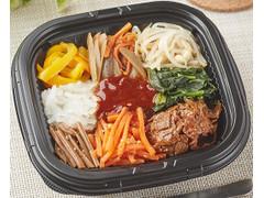 ファミリーマート 大豆のお肉!7種野菜のビビンバ丼