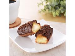 ファミリーマート サクッと食感のチョコスティックドーナツ カスタードホイップ