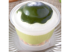 ファミリーマート 抹茶のとろける生チーズケーキ