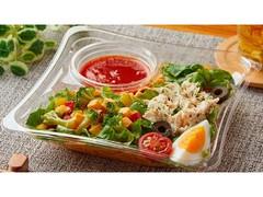 ファミリーマート 冷たいパスタ サラダチキンとトマト