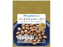 ファミリーマート FamilyMart collection ゴールドチョコレーズン