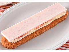 ファミリーマート パキチョコ&クッキーあまおう苺