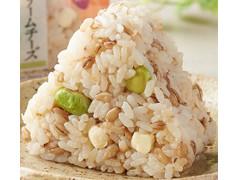 ファミリーマート スーパー大麦 枝豆クリームチーズ