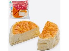 ファミリーマート ふんわりドームパン カスタードホイップ
