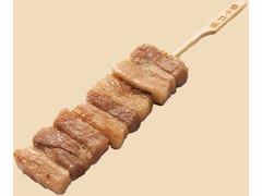 ファミリーマート 炭火焼 豚ばら串 塩