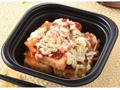 ファミリーマート チーズとピザソースの揚げ豆腐