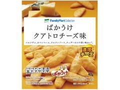 ファミリーマート FamilyMart collection ばかうけ クアトロチーズ味