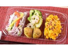 ファミリーマート 3種のアソートサラダ