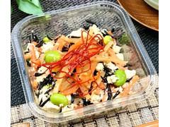 ファミリーマート 豆腐とひじきの和えサラダ