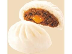 ファミリーマート 麺屋はなび監修 台湾まぜそば風肉まん