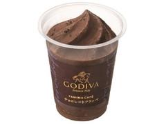 ファミリーマート FAMIMA CAFE ゴディバ監修 チョコレートフラッペ