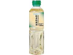 ファミリーマート FamilyMart collection 米100%の豊かなコクと旨味 純米料理酒