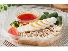 ファミリーマート 冷たいパスタ サラダチキンとトマトのソース