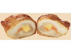 ファミリーマート グリルロールチキン明太チーズ