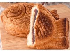 ファミリーマート ファミマ・ベーカリー たっぷりつぶあんのたい焼きみたいなデニッシュ