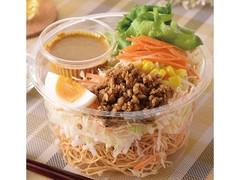 ファミリーマート キーマカレー風パリパリ麺サラダ