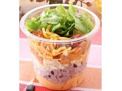 ファミリーマート チーズタッカルビ風サラダ