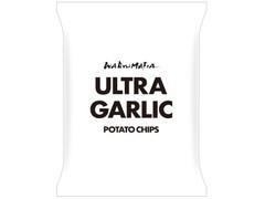 ファミリーマート ポテトチップス ULTRA GARLIC