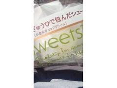 ファミリーマート Sweets+ やわらかぎゅうひで包んだシュー