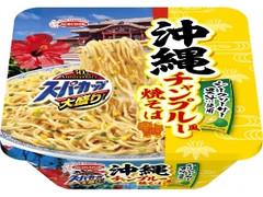 エースコック スーパーカップ 沖縄 大盛りチャンプルー風焼そば カップ150g