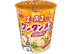 エースコック タテ型 ワンタンメン タンメン味 カップ62g