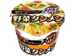エースコック スーパーカップ1.5倍 たっぷり野菜タンメン 超やみつきペッパー仕上げ カップ108g