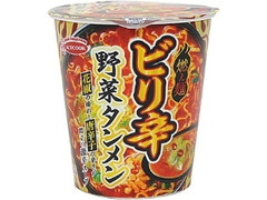 エースコック 燃え麺 ビリ辛野菜タンメン