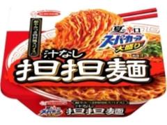 エースコック 夏の辛口 スーパーカップ大盛り 汁なし担担麺 超やみつき四川風スパイス仕上げ カップ158g