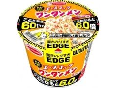 エースコック EDGE×ワンタンメンタンメン味 こぶた誕生60thでこぶたなると6.0倍 カップ94g