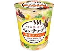 エースコック ラーメンモッチッチ 野菜タンメン カップ66g