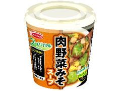エースコック ファイバイタル 肉野菜みそスープ カップ25g