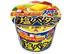 エースコック スーパーカップ 1.5倍 塩バター味ラーメン カップ104g