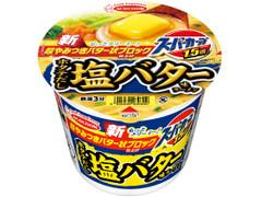 エースコック スーパーカップ 1.5倍 塩バター味ラーメン