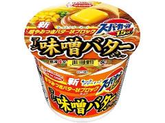 エースコック スーパーカップ 1.5倍 味噌バター味ラーメン カップ107g