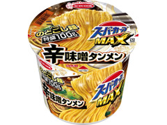 エースコック スーパーカップMAX 辛味噌タンメン