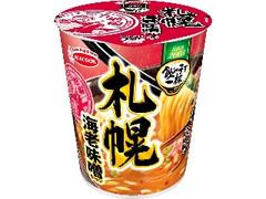 エースコック 飲み干す一杯 札幌 海老味噌ラーメン