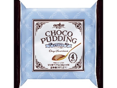 オハヨー CHOCO PUDDING カップ68g×4