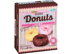 オハヨー ドーナツアイスミニ 箱10ml×18