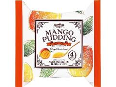 オハヨー MANGO PUDDING カップ68g×4