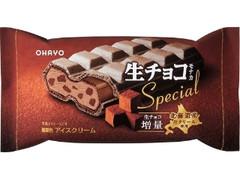 オハヨー 生チョコモナカ Special 袋120ml