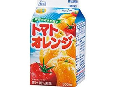 オハヨー トマトオレンジ パック500ml