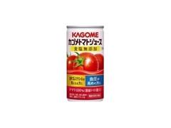 カゴメ カゴメトマトジュース 食塩無添加 缶190g