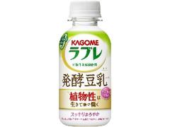 カゴメ ラブレ 発酵豆乳ミックス ペット130ml