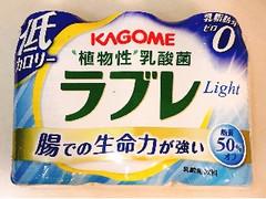 カゴメ 植物性乳酸菌ラブレLight 80ml×3