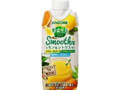 カゴメ 野菜生活100 Smoothie レモン&シトラスMix 330ml