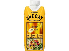 カゴメ ONEDAY ENERGY BANANA パック330ml