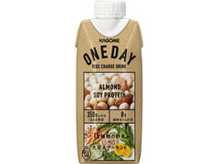 カゴメ ONEDAY ALMOND SOYPROTEIN